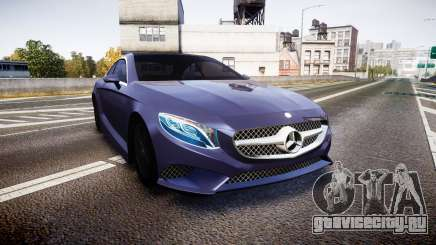 Mercedes-Benz S500 (C217) 2015 для GTA 4
