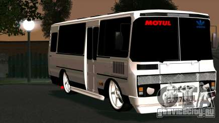 ПАЗ 3205 Тюнинг для GTA San Andreas