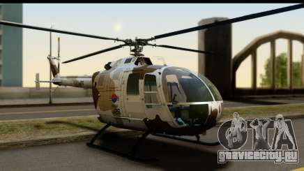 MBB Bo-105 Korean Army для GTA San Andreas