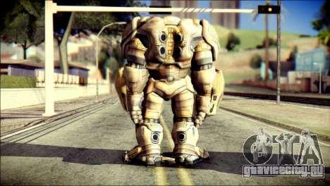 Hulkbuster Iron Man v2 для GTA San Andreas второй скриншот