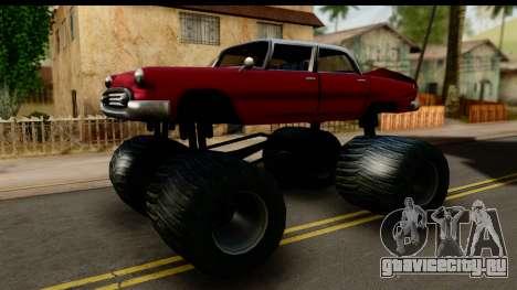 Monster Glendale для GTA San Andreas