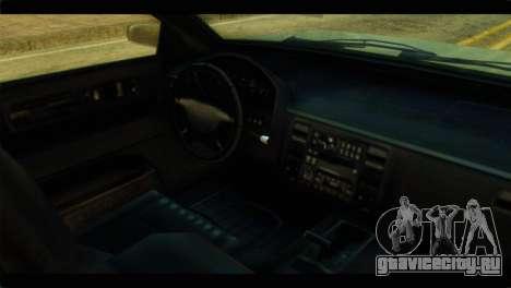 GTA 4 Pinnacle для GTA San Andreas вид справа