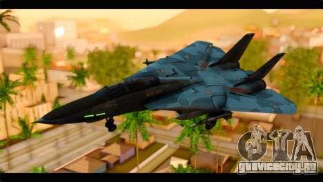 Grumman F-14D SuperTomcat Metal Gear Ray для GTA San Andreas