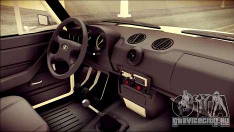 ВАЗ 2106 Сток для GTA San Andreas вид справа
