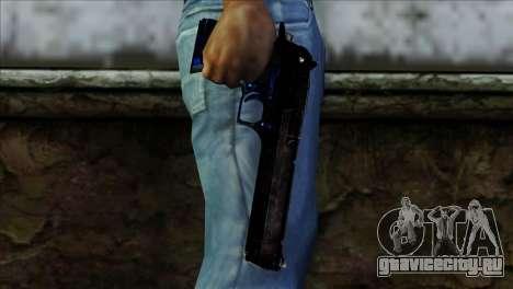 Desert Eagle Estonia для GTA San Andreas третий скриншот