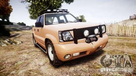 Albany Cavalcade FXT Offroad 4x4 для GTA 4