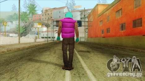 Hotline Miami Biker для GTA San Andreas второй скриншот