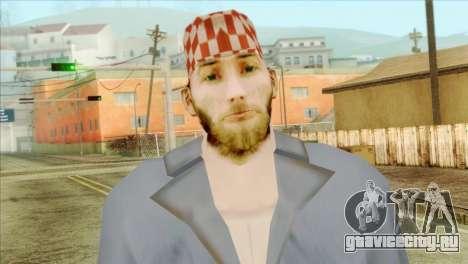 Бородатый механик для GTA San Andreas третий скриншот