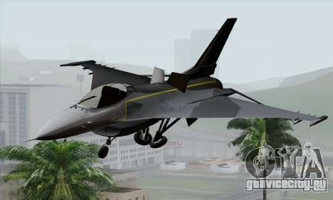 F-16XL для GTA San Andreas
