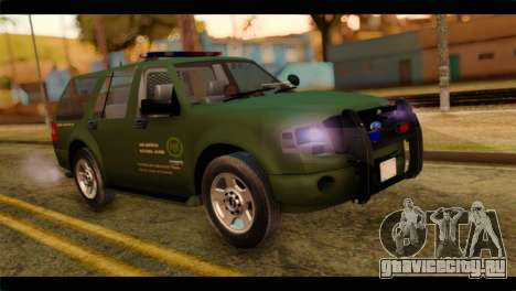 Ford Expedition 2009 SANG для GTA San Andreas