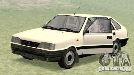 Daewoo FSO Polonez Caro Plus ABC 1999 для GTA San Andreas двигатель