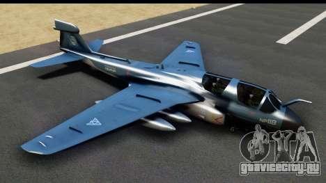 Northrop Grumman EA-6B ISAF для GTA San Andreas