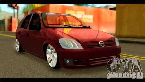 Chevrolet Celta VHC 1.0 для GTA San Andreas