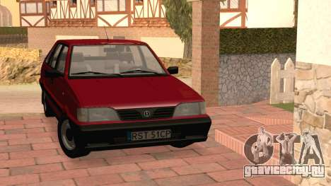 Daewoo FSO Polonez Caro Plus ABC 1999 для GTA San Andreas