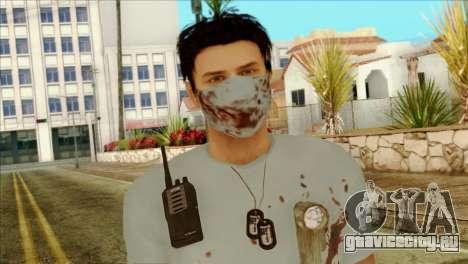 ER Alex Shepherd Skin для GTA San Andreas третий скриншот