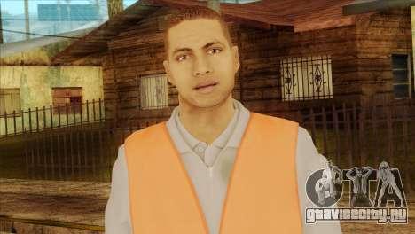 Takedown Redsabre NPC Shipworker v2 для GTA San Andreas третий скриншот