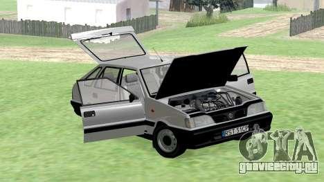 Daewoo FSO Polonez Caro Plus ABC 1999 для GTA San Andreas вид сбоку