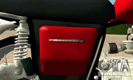 ИЖ Планета-4 для GTA San Andreas вид сбоку