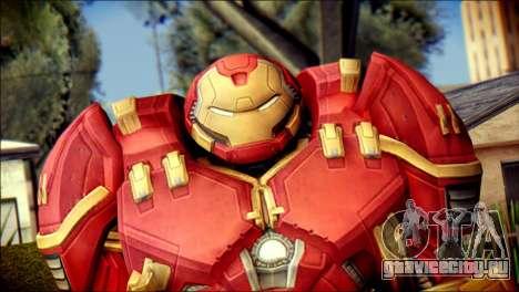 Hulkbuster Iron Man v1 для GTA San Andreas третий скриншот