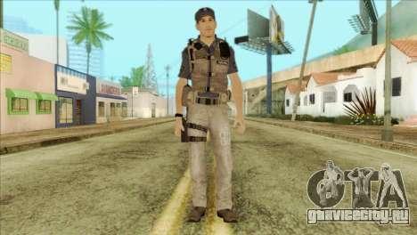 COD Advanced Warfare Jon Bernthal Security Guard для GTA San Andreas