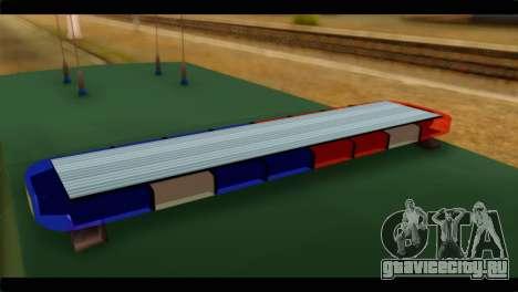 Ford Expedition 2009 SANG для GTA San Andreas вид сзади