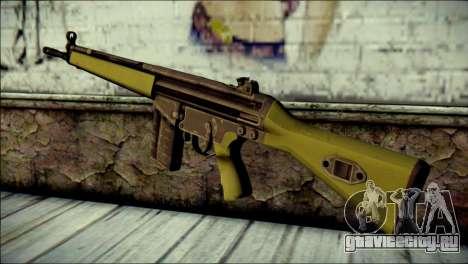 HK G3 Normal для GTA San Andreas второй скриншот
