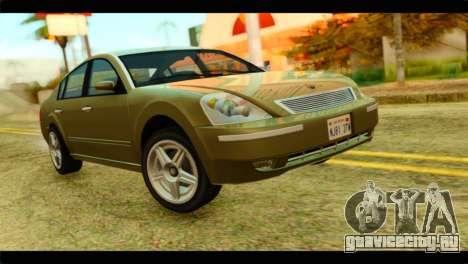 GTA 4 Pinnacle для GTA San Andreas