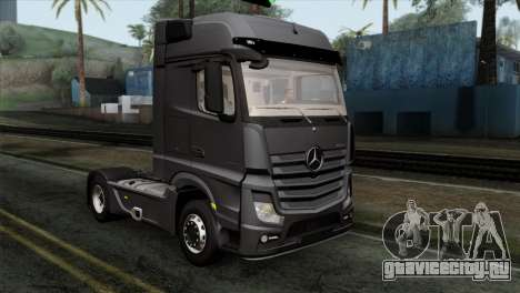 Mercedes-Benz Actros MP4 Euro 6 IVF для GTA San Andreas