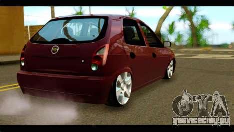 Chevrolet Celta VHC 1.0 для GTA San Andreas вид слева