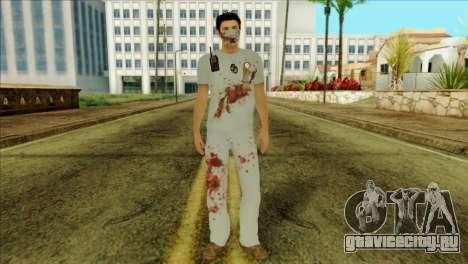 ER Alex Shepherd Skin для GTA San Andreas
