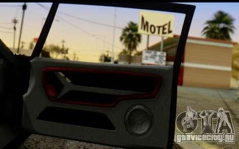 Bullet PFR v1.1 HD для GTA San Andreas колёса