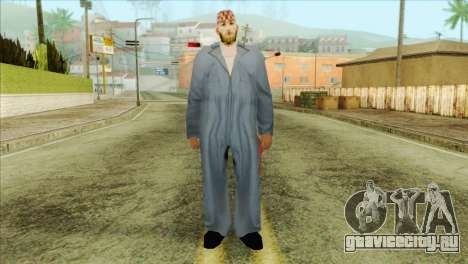 Бородатый механик для GTA San Andreas