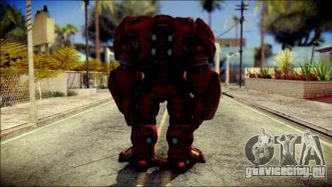 Hulkbuster Iron Man v1 для GTA San Andreas второй скриншот