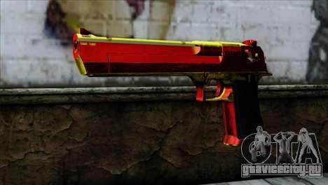 Desert Eagle España для GTA San Andreas