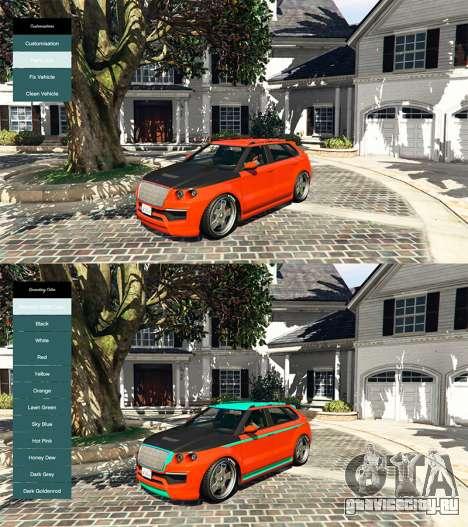 Instant Customs v1.0 для GTA 5 четвертый скриншот