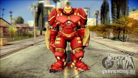 Hulkbuster Iron Man v1 для GTA San Andreas