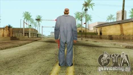 Бородатый механик для GTA San Andreas второй скриншот