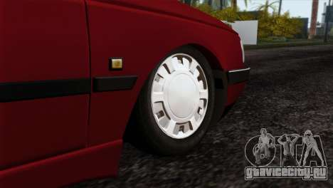 Peugeot 405 Pickup для GTA San Andreas вид сзади слева