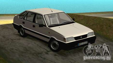 Daewoo FSO Polonez Caro Plus ABC 1999 для GTA San Andreas вид сзади