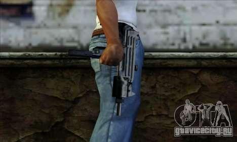 Micro Uzi from LCS для GTA San Andreas третий скриншот