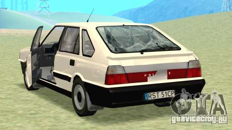 Daewoo FSO Polonez Caro Plus ABC 1999 для GTA San Andreas колёса