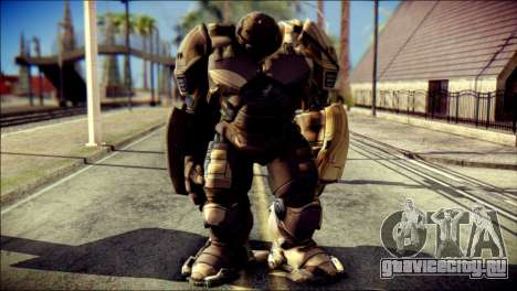 Hulkbuster Iron Man v2 для GTA San Andreas