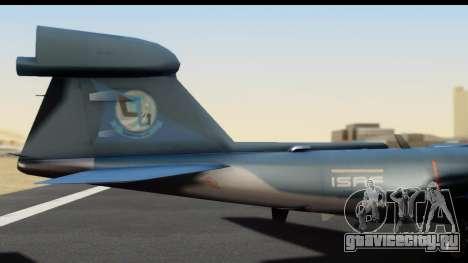 Northrop Grumman EA-6B ISAF для GTA San Andreas вид справа