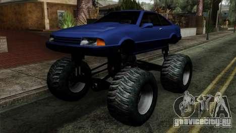 Monster Cadrona для GTA San Andreas