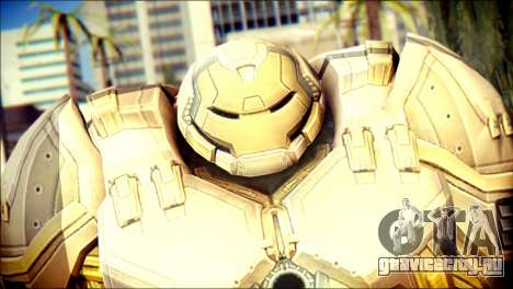 Hulkbuster Iron Man v2 для GTA San Andreas третий скриншот
