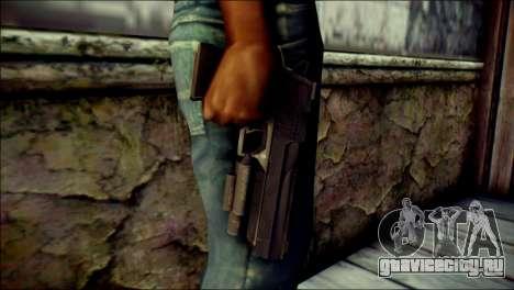 Rumble 6 Desert Eagle для GTA San Andreas третий скриншот
