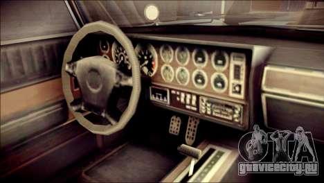 GTA 5 Dewbauchee JB 700 IVF для GTA San Andreas вид справа