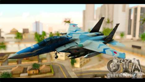 F-15E 303rd TFS Fighting Dragons для GTA San Andreas