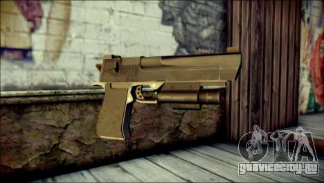 Rumble 6 Desert Eagle для GTA San Andreas