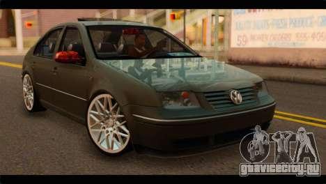 Volkswagen Bora 2007 для GTA San Andreas